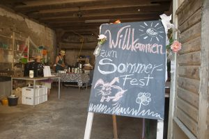 Sommerfest @ Wohnprojekt