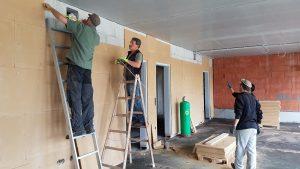lehmputz praxis baustellenworkshop 15 7 wohnprojekt hasendorf. Black Bedroom Furniture Sets. Home Design Ideas
