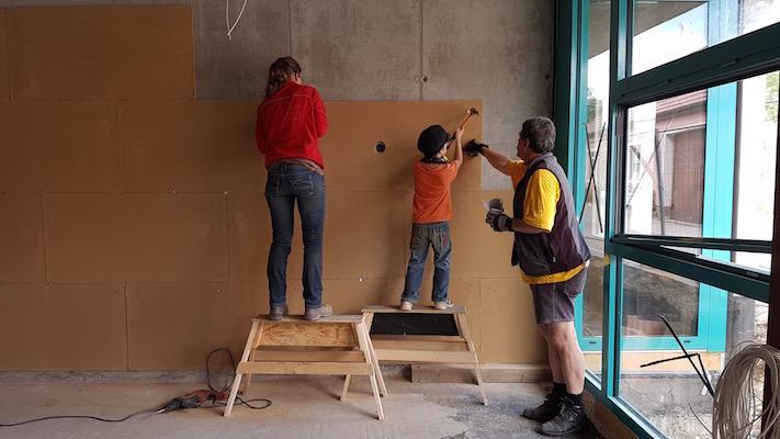 lehmputz praxis baustellenworkshop 19 8 wohnprojekt hasendorf. Black Bedroom Furniture Sets. Home Design Ideas