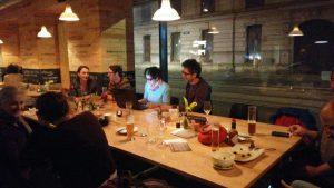 Hasen-Stammtisch im März @ VinziRast-mittendrin | Wien | Wien | Österreich